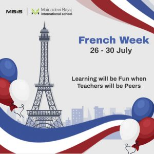 French Week Celebration Announcement