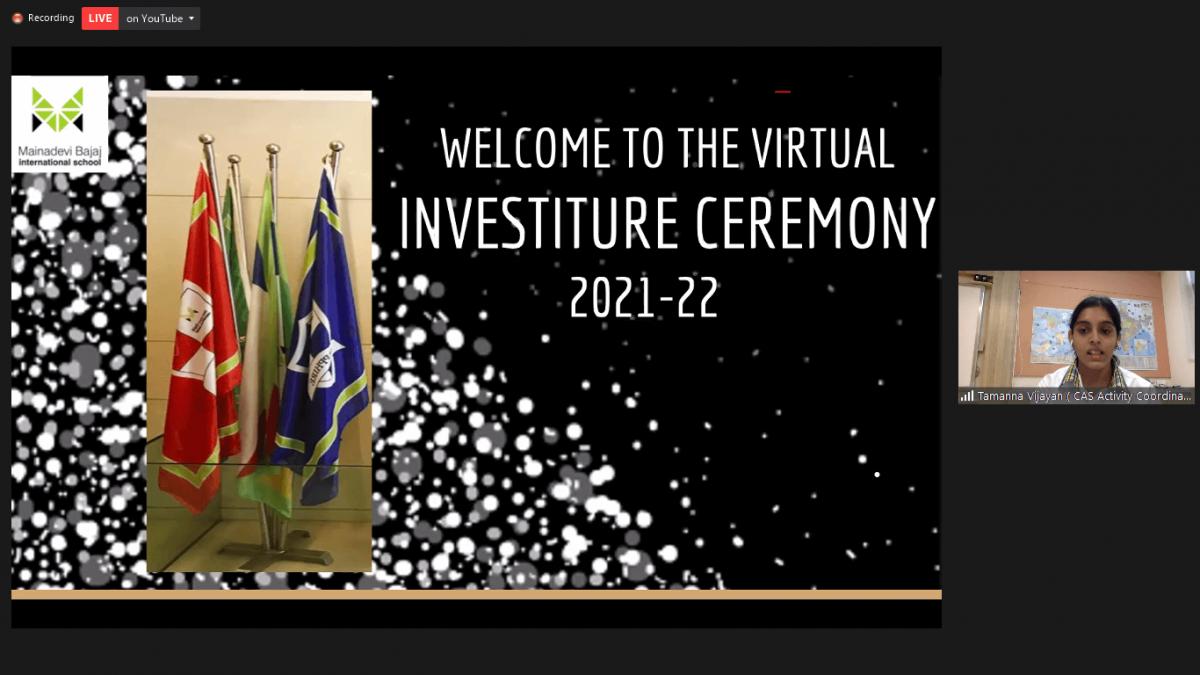 Investiture Ceremony 2021